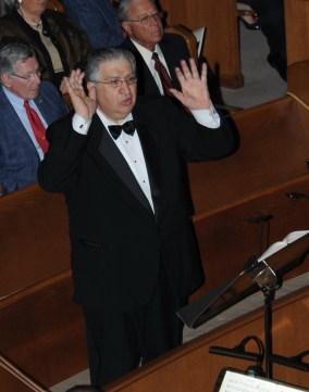 Maestro Vatsche Barsoumian