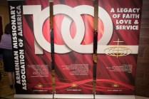 AMAA Centennial Banner