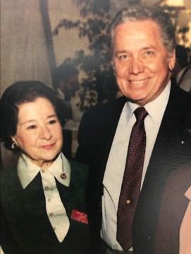 John and Sirpuhe Conte