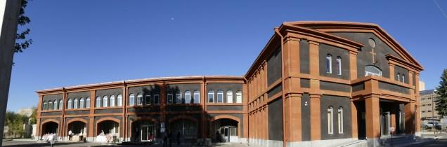 AMAA Community Center and Church of Gyumri
