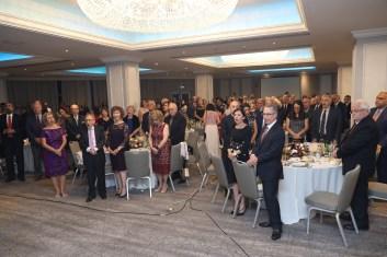 Centennial Banquet in Yerevan