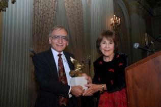 Dr. Nazareth E. Darakjian and Joyce Philibosian Stein