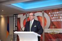 AMAA Executive Director / CEO, Zaven Khanjian