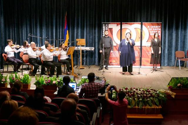 Armavir Concert