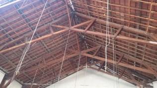 Roof of Emmanuel Church