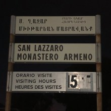 Welcome to St. Lazzaro
