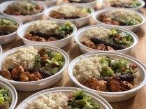 Meals provided by Nouri Café.