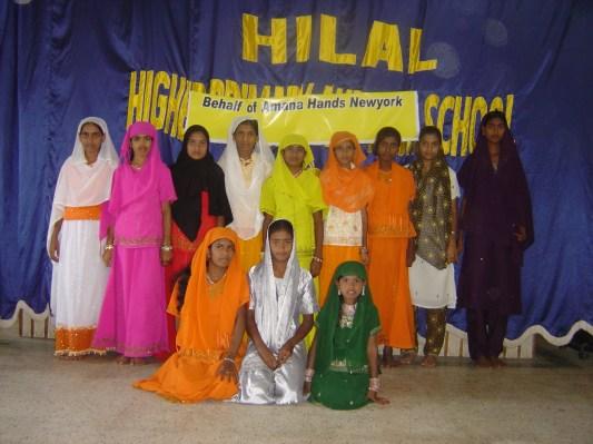 Orph. Eid clothing
