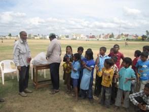 orphans India soccer