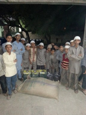 Boys Orph India