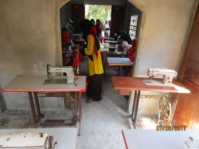 AH sewing school