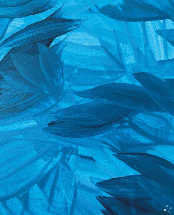 pintura abstracta de amabamaba