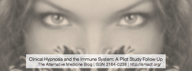 Clinical Hypnosis and the Immune System: A Pilot Study Follow Up