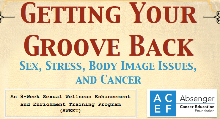 color picture of body image issues cancer