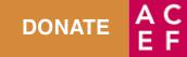 ACEF donate button