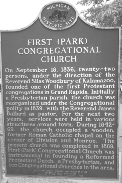 RTP is cooking it up at a historic landmark: First (Park) Congregational Church