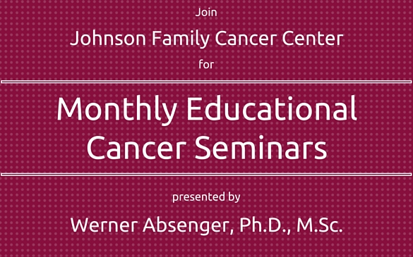 Cancer Seminars for Self-Care Empower Cancer Survivors