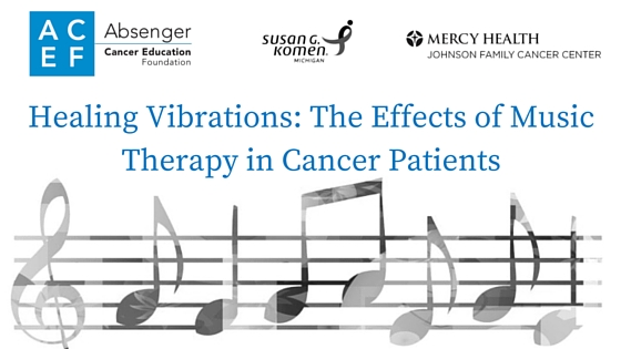 Healing Vibrations: Effects of Music Therapy in Cancer