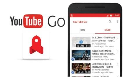 YouTube Go, réduire la consommation de data