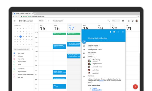 Gmail : nouvelle ergonomie et plus de fonctionnalités!