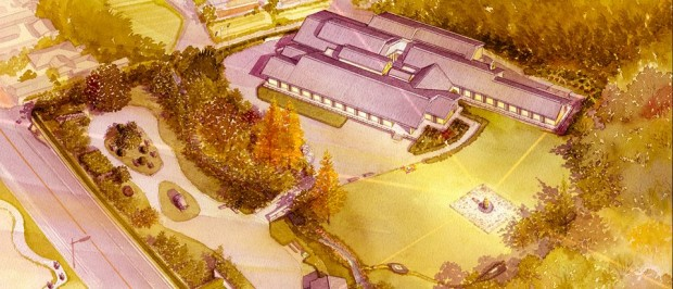 奈良県橿原市の「国立飛鳥資料館」