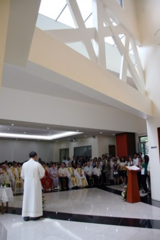 """Fr. Alex Bautista: """"We have a story to tell.."""""""