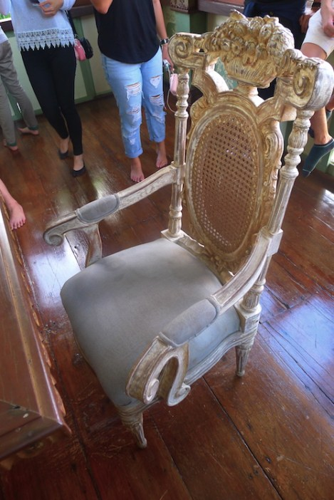 This chair tho