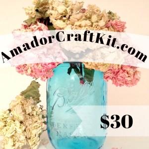 $30 Gift Card AmadorCraftKit.com
