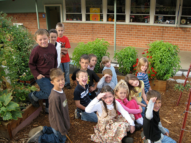 Sutter Creek Elementary Agriculture Education Project