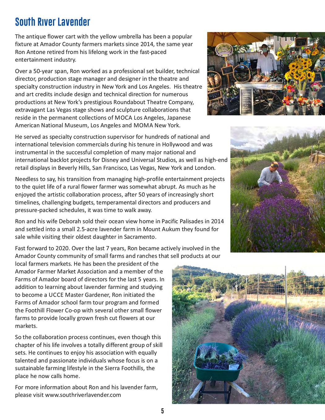 FOA Oct Newsletter pg 5