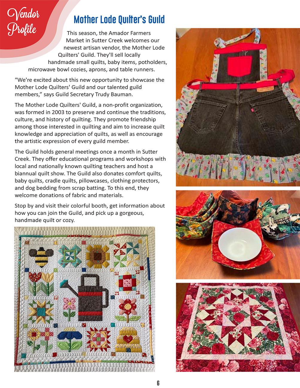 foa spring newsletter pg 6