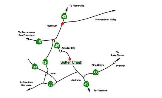 Farmers market map locations