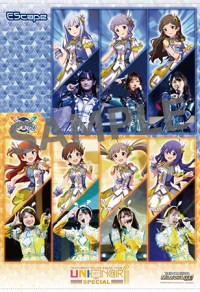 MILLION LIVE 6th SPECIAL COMPLETE THE@TER特典アニメイト A1タペストリー
