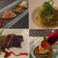 奄美大島で欧風料理を食べる