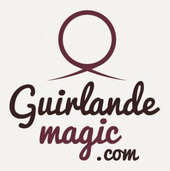 logo guirlande magic
