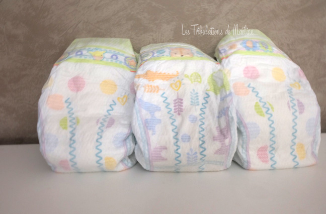 couches pampers test