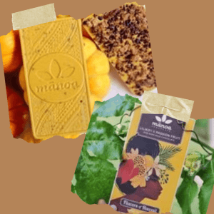 passion fruit candy bar