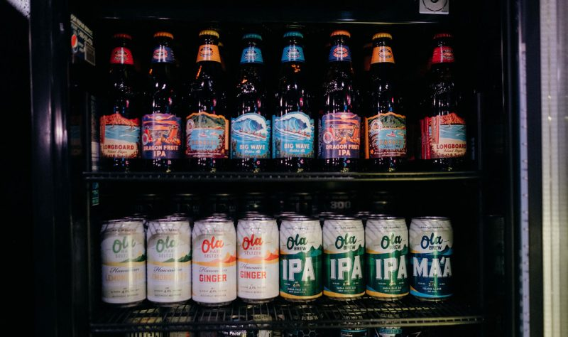 Ola Brew products