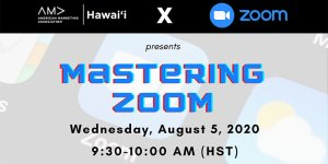 mastering zoom