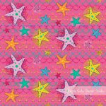MERMAID PATTERN 3 - AMAIA CUBO DESIGN STUDIO