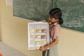 Volunteers for Educational Projects in a Rural School in Tamil Nadu, India