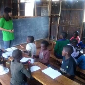 Freiwillige für Jugend Empowerment & Mentorship Projekt in Kenia