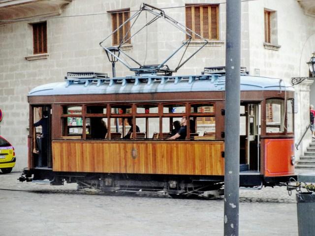 Il Tram di Soller