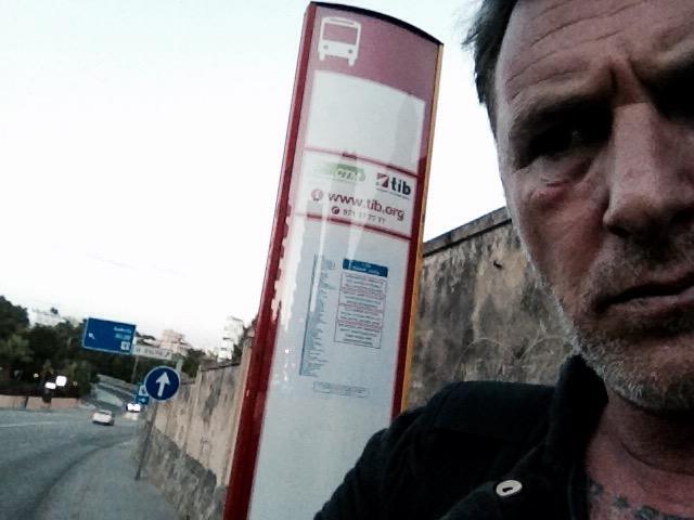 Filippo a Maiorca, prova bus superata! - Baleari