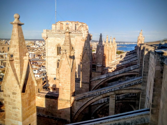 Terrazze della Cattedrale di Palma di Maiorca