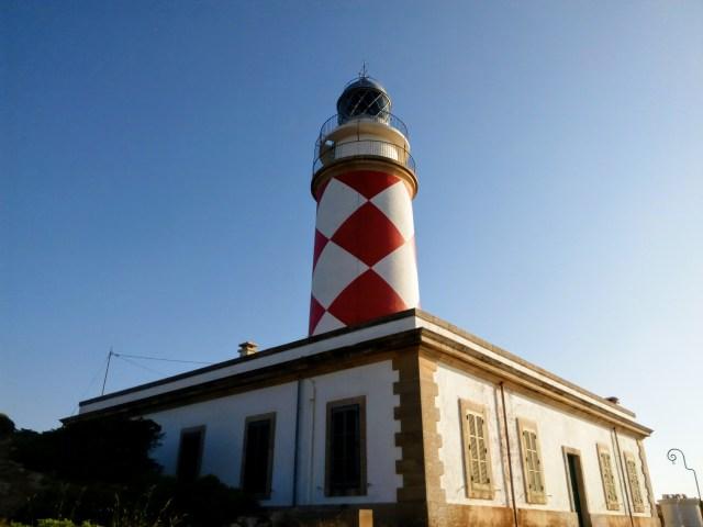 Faro s'Ensiola - Cabrera