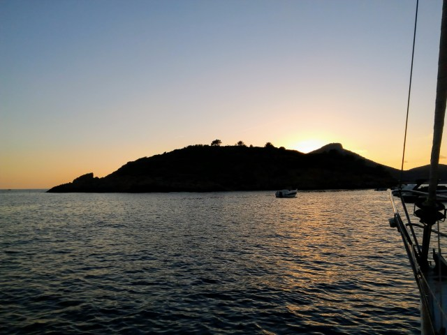 Cale e Calette di Maiorca - Sant'Elm al tramonto