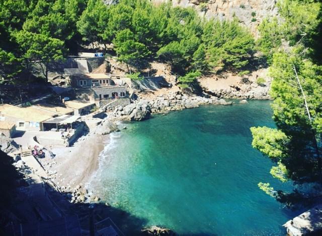 Ottobre a Mallorca - Cala in Serra de Tramuntana