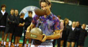 Carlos Moyá vincitore Legends Cup 2017