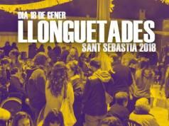 Llonguetades 2018 Palma - Immagine Facebook Orgull Llonguet
